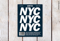 Lost In City Guide – Issue 08 – New York City – Cover