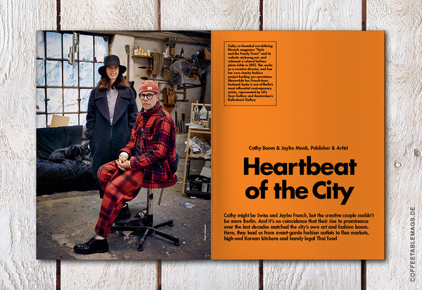 LOST iN City Guide – Issue 01 – Berlin (fourth edition) – Inside 04