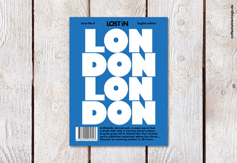 LOST iN City Guide – Issue 04 – London