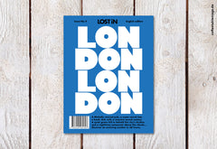 LOST iN City Guide – Issue 04 – London – Cover