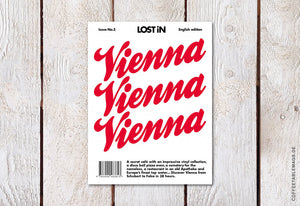 LOST iN City Guide – Issue 05 – Vienna – Cover