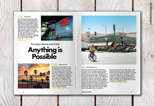 LOST iN City Guide – Issue 11 – Los Angeles – Inside 03