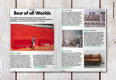 LOST iN City Guide – Issue 14 – Copenhagen – Inside 01