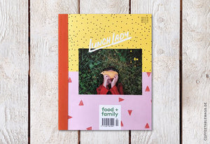 Coffee Table Mags // Independent Magazines // Lunch Lady – Issue 14 – Cover