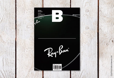 Magazine B – Issue 08: Ray-Ban