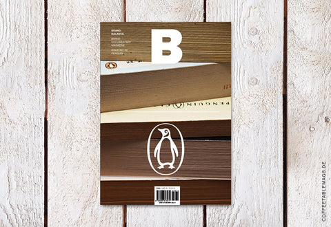 Magazine B – Issue 10: Penguin