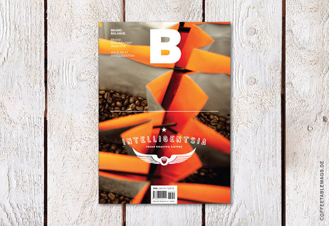 Magazine B – Issue 11: Intelligentsia