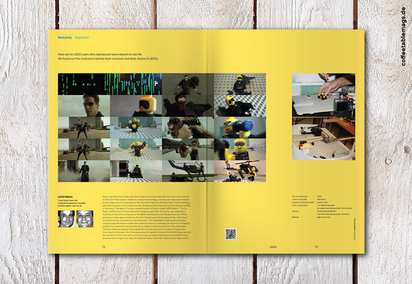 Magazine B – Issue 13 (Lego) – Inside 06