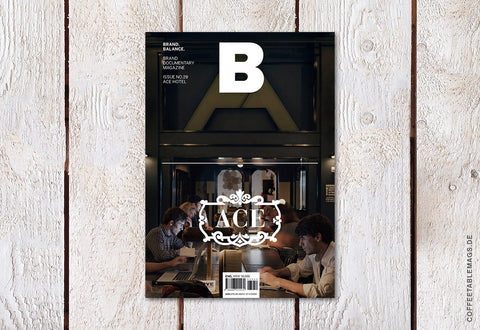 Magazine B – Issue 29 (Ace Hotel)