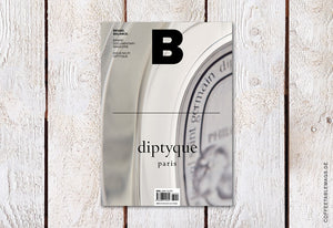 Magazine B – Issue 31: Diptyque – Cover