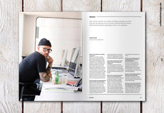 Magazine B – Issue 35 (Helvetica) – Inside 03