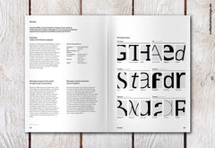 Magazine B – Issue 35 (Helvetica) – Inside 09