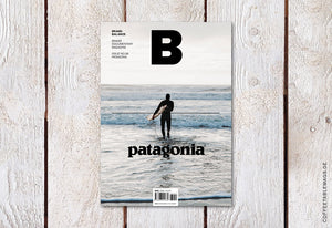 Magazine B – Issue 38 (Patagonia) – Cover
