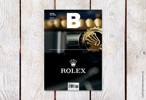 Magazine B – Issue 41 (Rolex) – Cover