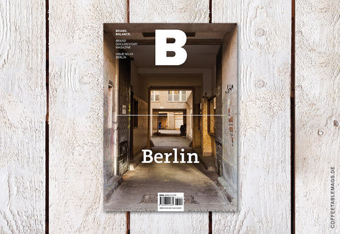 Magazine B – Issue 43 (Berlin)
