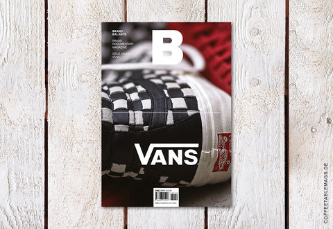 Magazine B – Issue 44 (Vans)