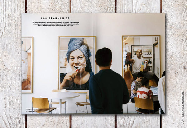 Magazine B – Issue 48: Airbnb