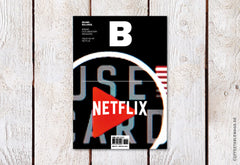 Magazine B – Issue 49 (Netflix) – Cover