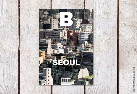 Magazine B – Issue 50: Seoul (2nd Edition) – Cover