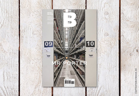 Magazine B – Issue 51 (Mr Porter) – Cover