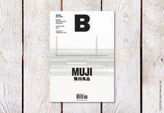 Magazine B – Issue 53 (Muji) – Cover