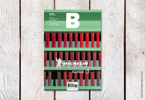 Magazine B – Issue 56: Michelin Guide – Cover