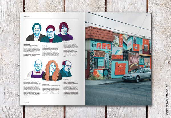 Magazine B – Issue 58: Portland – Inside 11