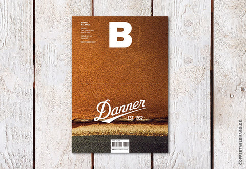 Copy of Magazine B – Issue 59: Danner