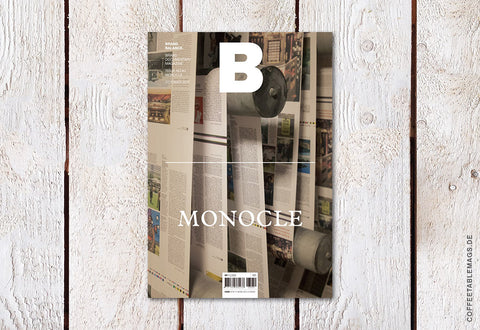 Magazine B – Issue 60: Monocle