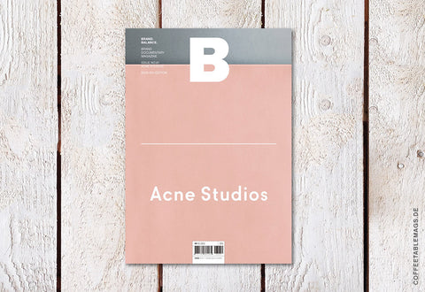 Magazine B – Issue 61: Acne Studios – Cover