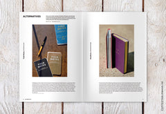 Magazine B – Issue 62: Moleskine – Inside 04