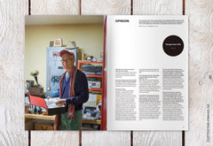 Magazine B – Issue 62: Moleskine – Inside 05