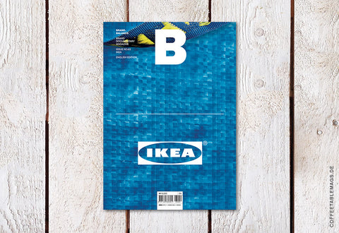 Magazine B – Issue 63: Ikea – Cover