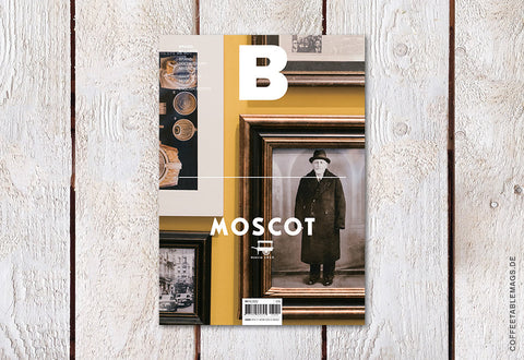 Magazine B – Issue 64: Moscot – Cover