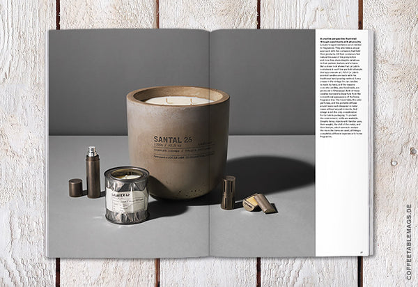 Magazine B – Issue 65: Le Labo – Inside 02