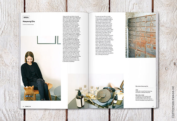 Magazine B – Issue 65: Le Labo – Inside 04