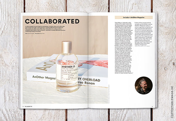 Magazine B – Issue 65: Le Labo – Inside 06