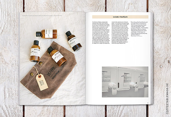 Magazine B – Issue 65: Le Labo – Inside 07