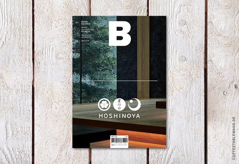 Magazine B – Issue 66: Hoshinoya