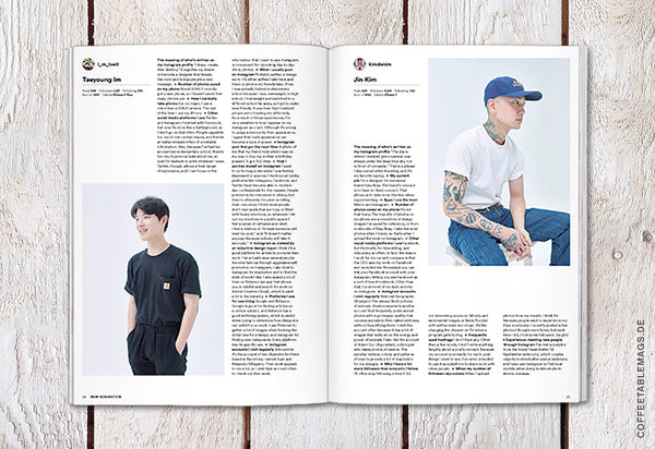 Magazine B – Issue 68: Instagram – Inside 03