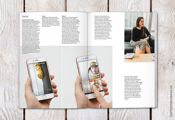 Magazine B – Issue 68: Instagram – Inside 05