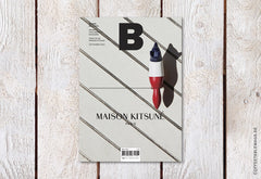Magazine B – Issue 69: Maison Kitsuné – Cover