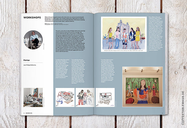 Magazine B – Issue 69: Maison Kitsuné – Inside 05