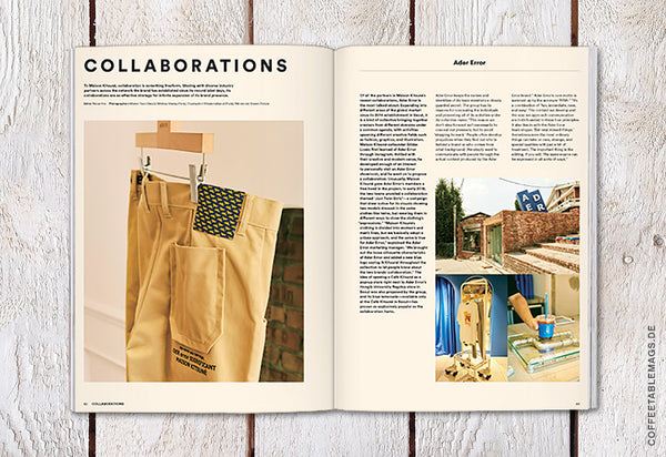 Magazine B – Issue 69: Maison Kitsuné – Inside 08