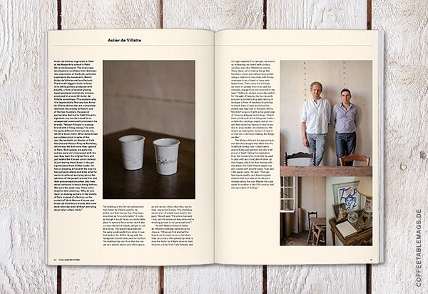 Magazine B – Issue 69: Maison Kitsuné – Inside 09