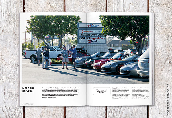 Magazine B – Issue 70: Porsche – Inside 01