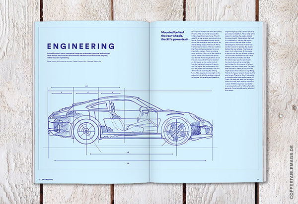 Magazine B – Issue 70: Porsche – Inside 04