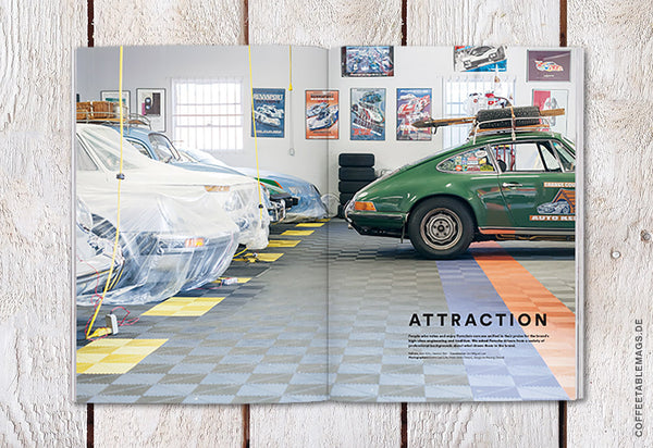 Magazine B – Issue 70: Porsche – Inside 06
