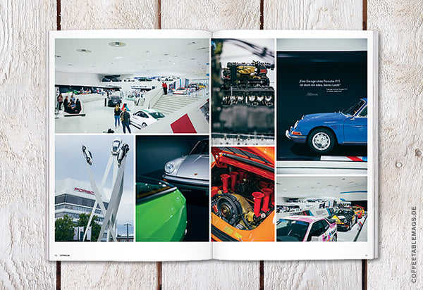 Magazine B – Issue 70: Porsche – Inside 08