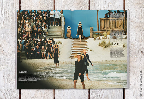 Coffee Table Mags / Independent Magazines / Magazine B – Issue 73: Chanel – Inside 02
